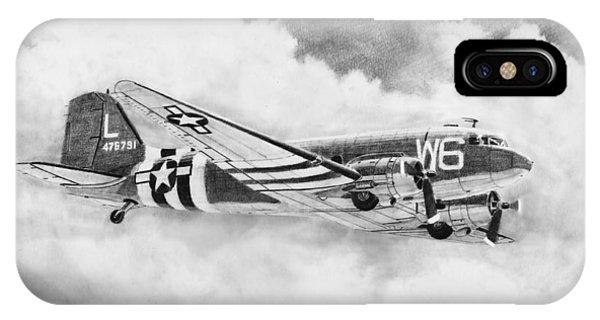 Douglas C-47 IPhone Case