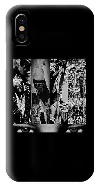 Dragon Eyes IPhone Case