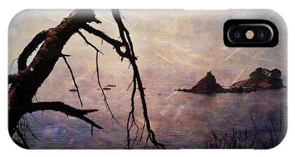 IPhone Case featuring the photograph Drama At Sunset by Randi Grace Nilsberg