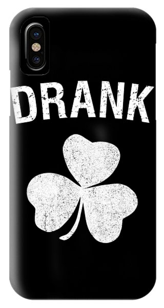 St. Patricks Day iPhone Case - Drank St Patricks Day Group by Flippin Sweet Gear