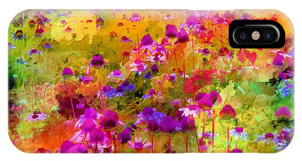 Dream Of Flowers IPhone Case