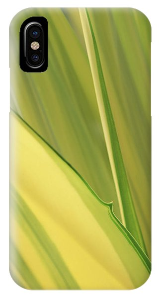 Dreamy Leaves IPhone Case