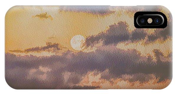 Dreamy Moon IPhone Case