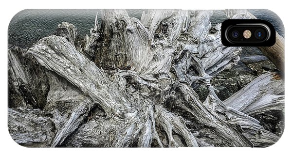 IPhone Case featuring the photograph Driftwood by Mark Duehmig