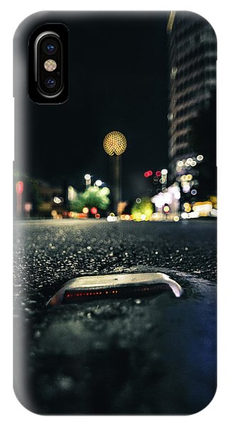Dropped Pin IPhone Case