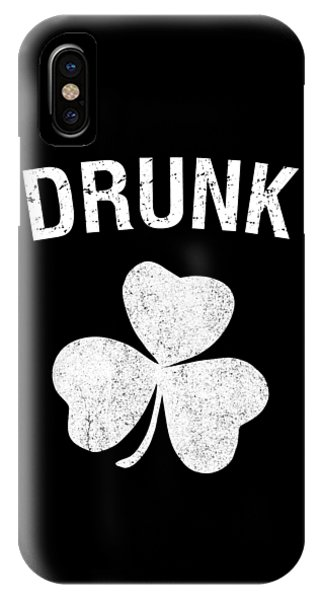 St. Patricks Day iPhone Case - Drunk St Patricks Day Group by Flippin Sweet Gear
