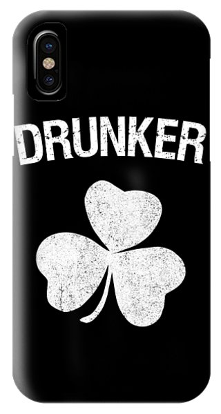 St. Patricks Day iPhone Case - Drunker St Patricks Day Group by Flippin Sweet Gear