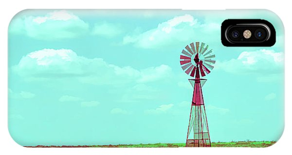 Dueling Tones Windmill IPhone Case