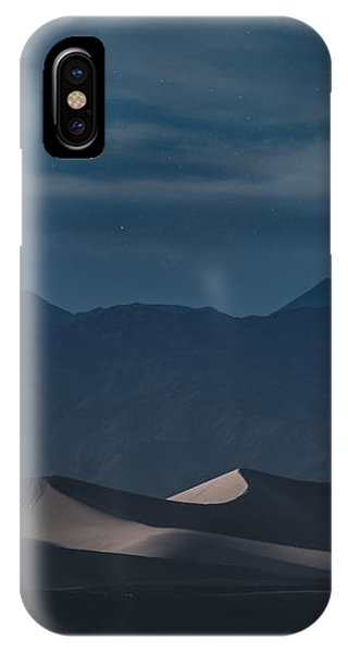 Dunes Of The Death Valley IPhone Case