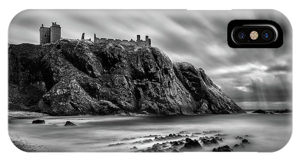 Imposing iPhone Case - Dunnottar Castle 2 by Dave Bowman