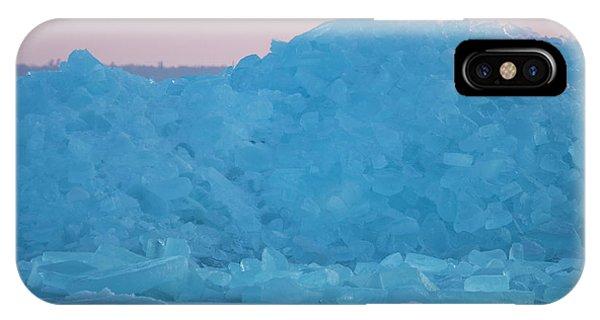 Eagle On Ice Mackinaw City 2261803 IPhone Case