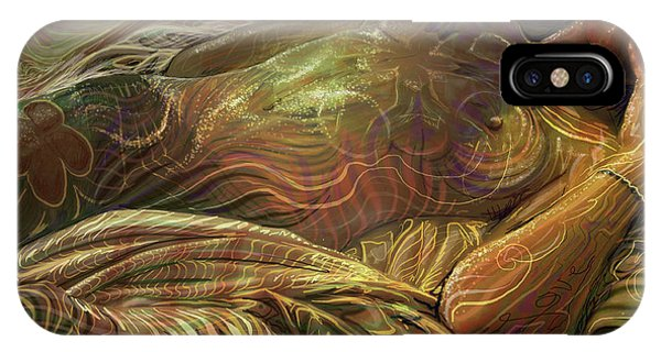 Earth Evening IPhone Case