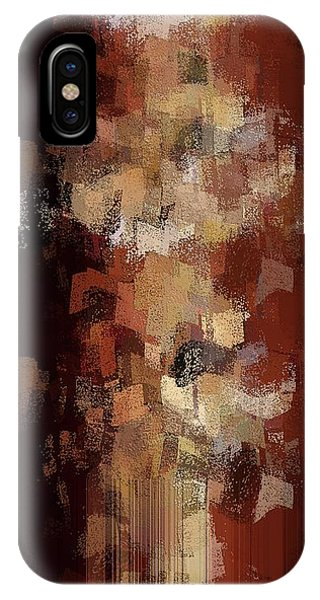 IPhone Case featuring the digital art Earthly Eruption by David Manlove