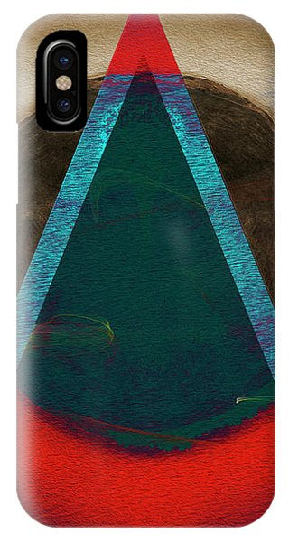 IPhone Case featuring the digital art Eclipse 2024 by Edmund Nagele