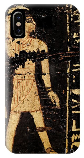 IPhone Case featuring the photograph Egyptian Immortal Art by Sue Harper