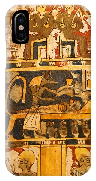 IPhone Case featuring the photograph Egyptian Wall Art by Sue Harper