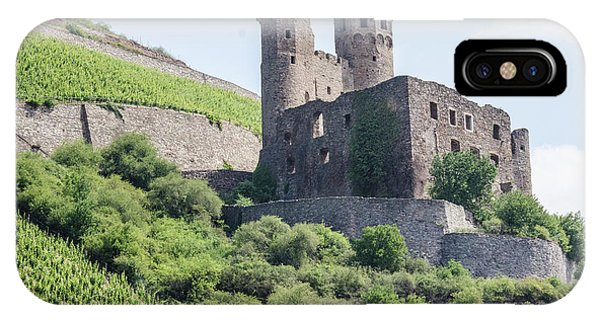 Ehrenfels Castle IPhone Case