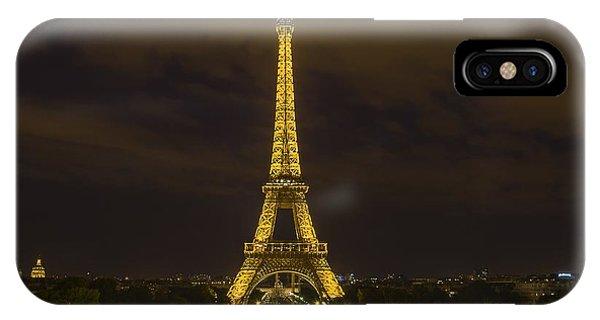 Eiffel Tower 1 IPhone Case