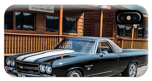 IPhone Case featuring the photograph El Camino by Michael Sussman