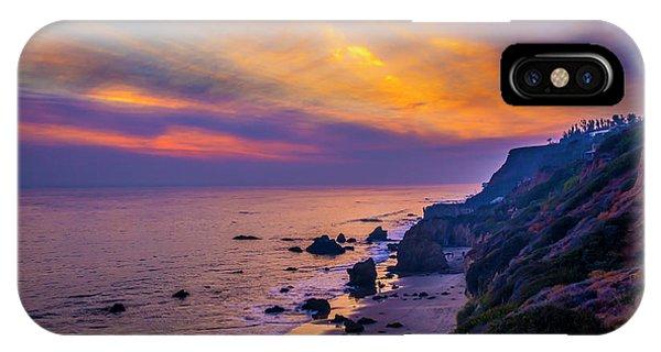 El Matador Sunset IPhone Case