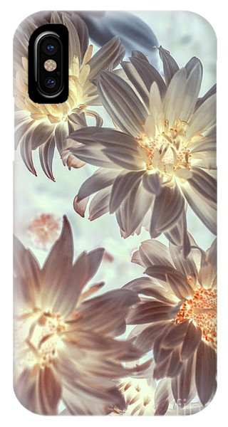 Garden Wall iPhone Case - Electric Beauty by Jorgo Photography - Wall Art Gallery