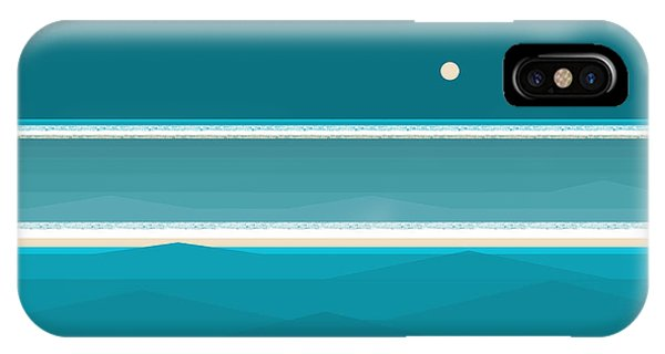 Elements - Aqua Water IPhone Case