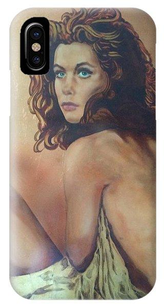 Samantha iPhone Case - Elizabeth by James Bateman