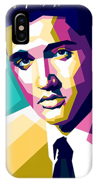Elvis Presley IPhone Case