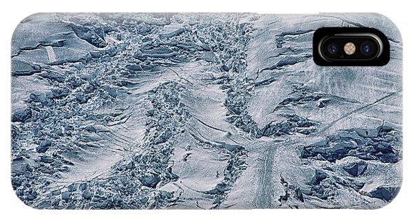 Emmons Glacier On Mount Rainier IPhone Case