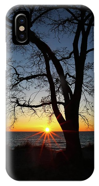 iPhone Case - Empire Beach Sunset by Heather Kenward