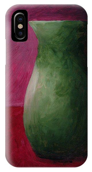 Empty Vases - Magenta IPhone Case