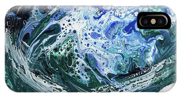 Enchanted Wave IPhone Case