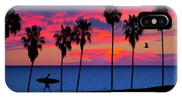 Endless Summer IPhone Case