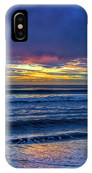 Entering The Blue Hour IPhone Case