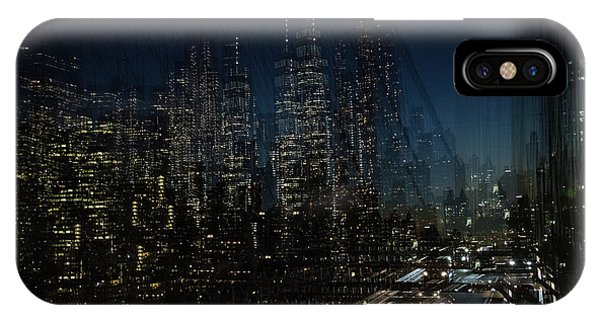 Escape From New York IPhone Case