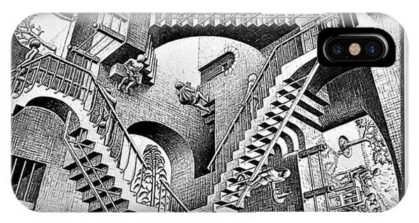 iPhone Case - Escher 131 by Rob Hans