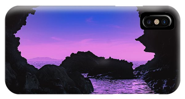 Espiritu Santo Island IPhone Case