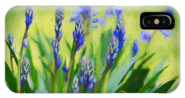 Essense Of Spring IPhone X Case
