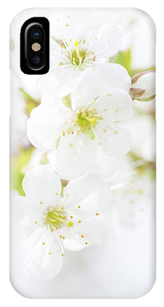 iPhone Case - Ethereal Blossoms by Emily Johnson