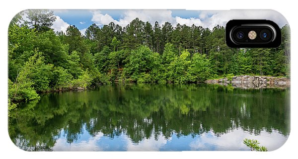 Euchee Creek Park - Grovetown Trails Near Augusta Ga 1 IPhone Case
