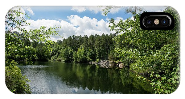 Euchee Creek Park - Grovetown Trails Near Augusta Ga 2 IPhone Case