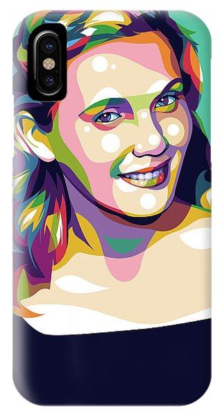 Eva Marie Saint IPhone Case