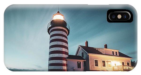 New England Coast iPhone Case - Everlight by Evelina Kremsdorf