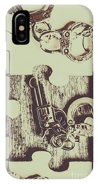 Missing iPhone Case - Evidential Mystery by Jorgo Photography - Wall Art Gallery