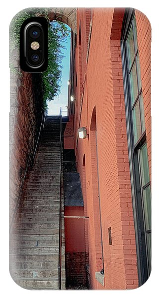 Exorcist Stairs Beauty IPhone Case