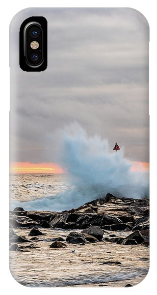 Explosive Sea 2 IPhone Case