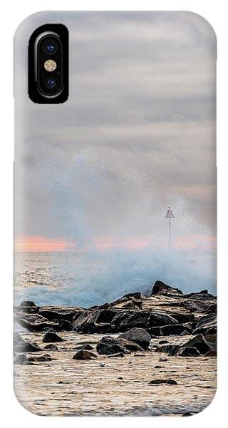 Explosive Sea 5 IPhone Case
