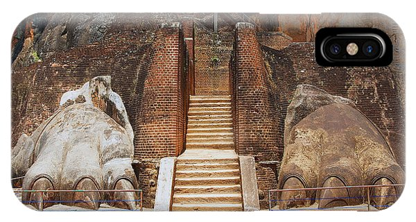 Travel Destination iPhone Case - Exterior Of The Entrance To The by Dmitry Chulov