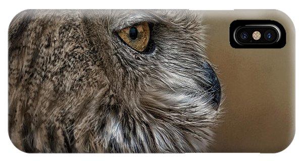 Eye Of Wisdom  IPhone Case