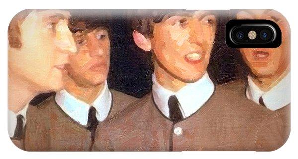 Fab Beatles IPhone Case